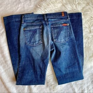 7 For All Mankind Jeans - 7 for all mankind DOJO jeans sz 26